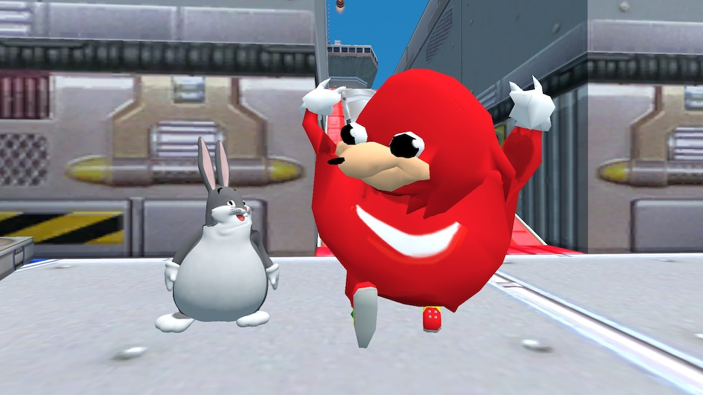 Steam Community Screenshot Chungus And Knuckles If You Hate
