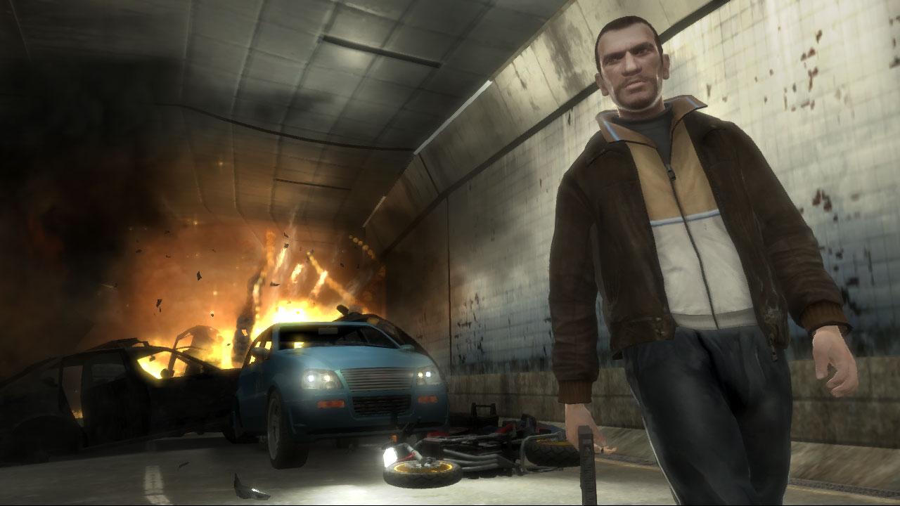 Grand Theft Auto 4 dating opas