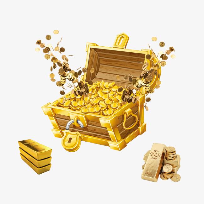 Золотые монеты картинки анимация, днем