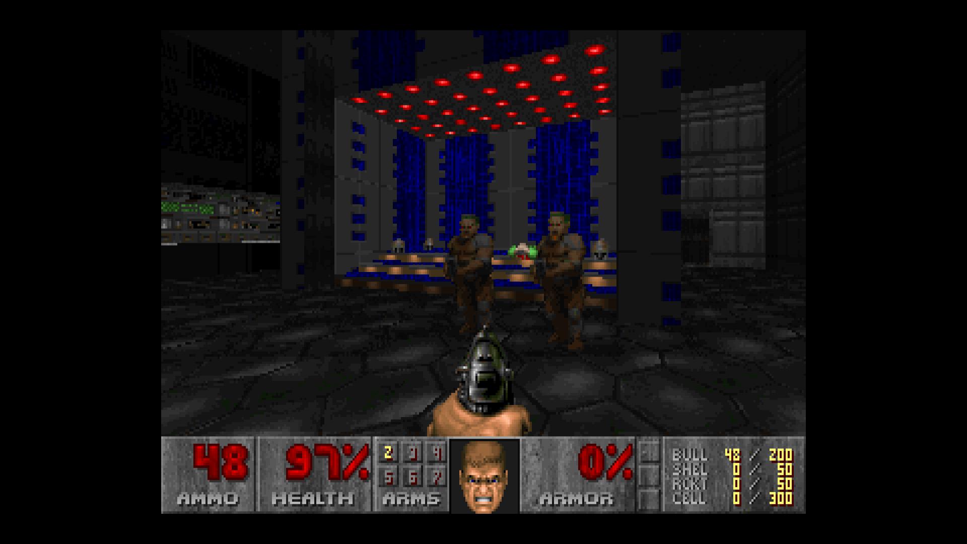 Steam Community Guide Run Doom Source Ports Brutal Doom Through Steam