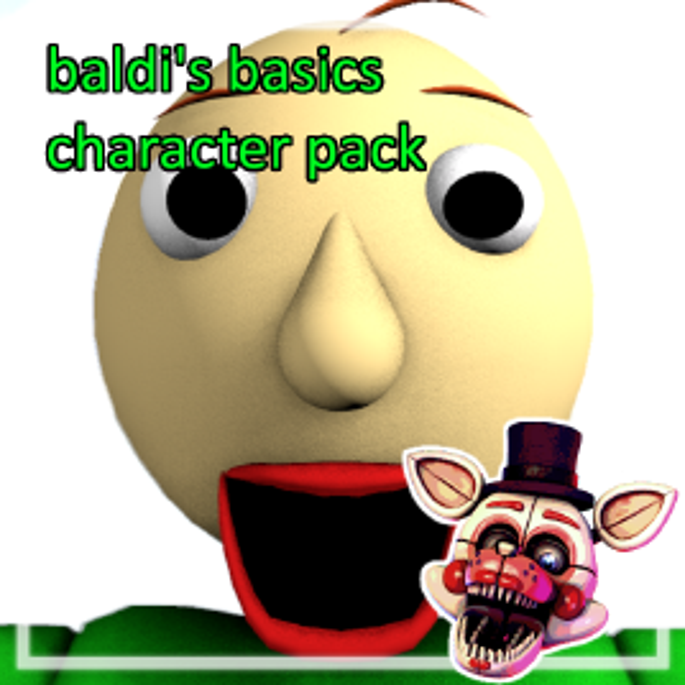 steam workshop bbieal baldi s basics character pack