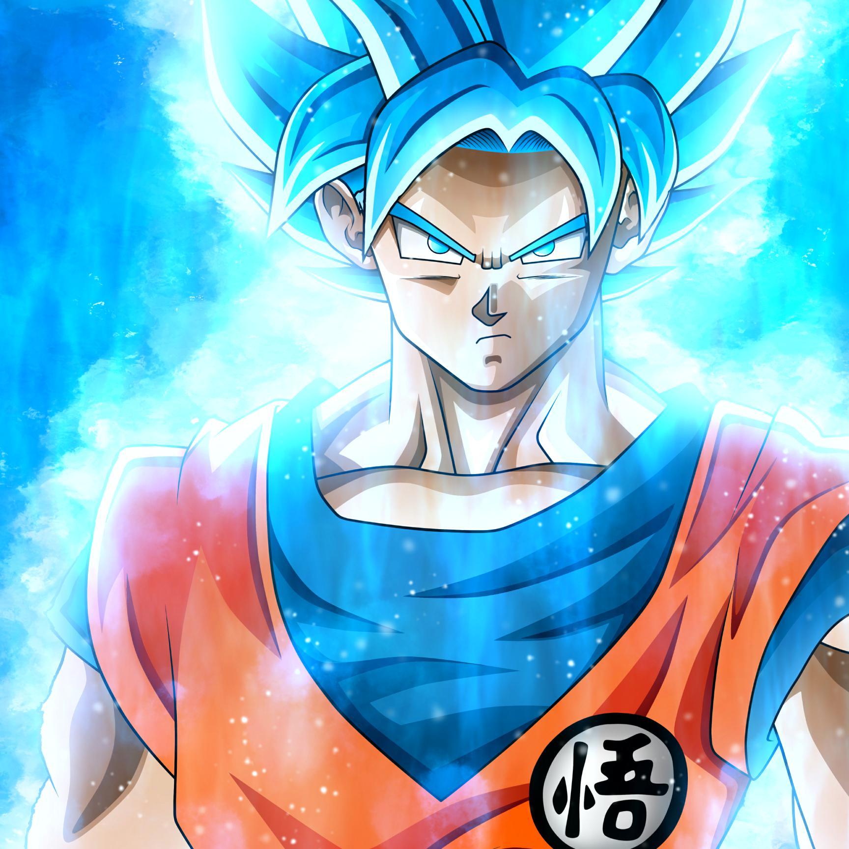 Steam Workshop Goku Super Saiyan God Blue 4k By Zerox