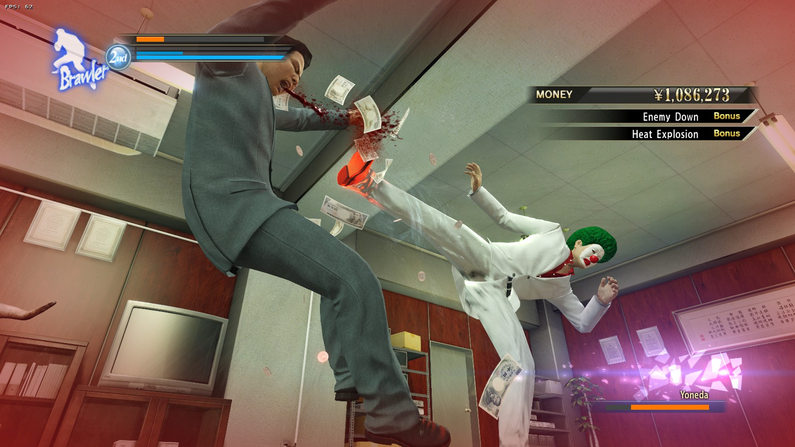 60b47845bd3 As a side note, Yakuza Kiwami and Ishin (mostly) assets are compatible here.  If you have the upcoming port of Kiwami or the PS4 versions of both games,  ...