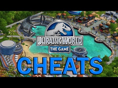 Jurassic World Alive Cheats
