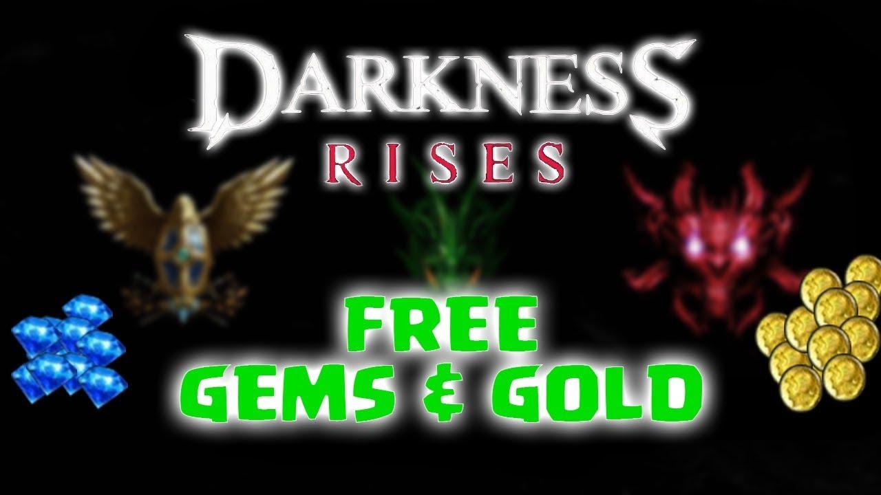 Darkness Rises Free Gems