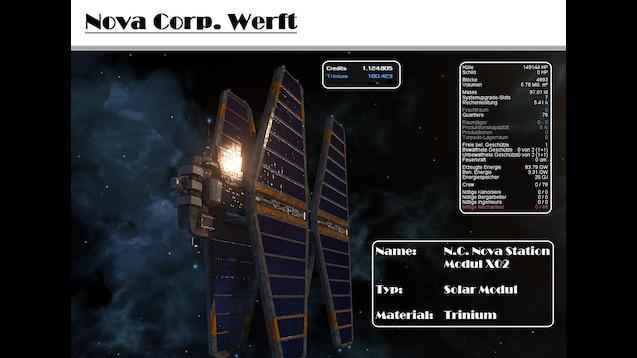 Steam Workshop :: N C  Nova Station (Modul X02)