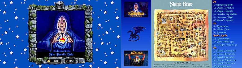 Steam Community :: The Bard's Tale Trilogy