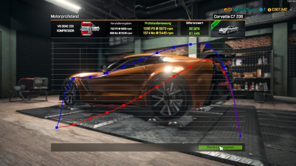 Steam Community :: Screenshot :: Corvette before and after