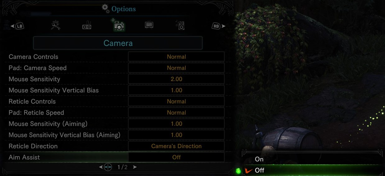 Steam Community :: Guide :: Steam Controller Configuration for MHW