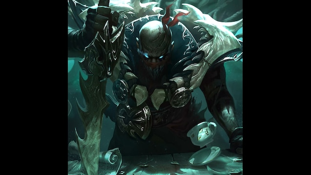 Steam Workshop Pyke 4k Login League Of Legends
