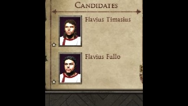 Historically Accurate Late Roman Names - Skymods