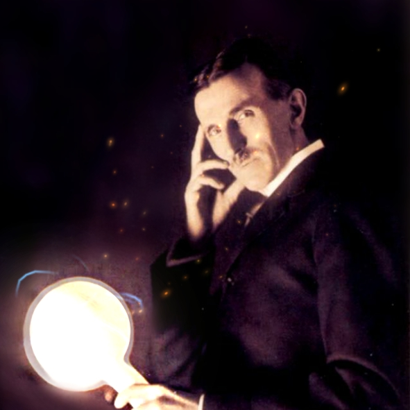 Steam Workshop Wide Hd Nikola Tesla Wallpaper