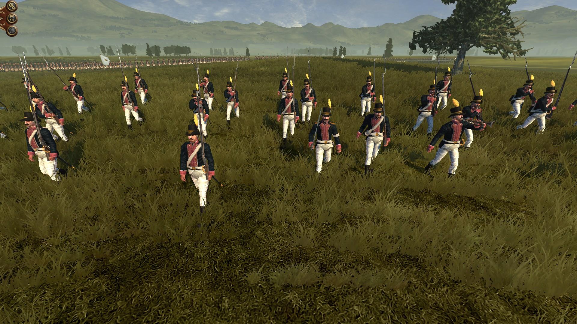 Lifregementets lätta bataljon