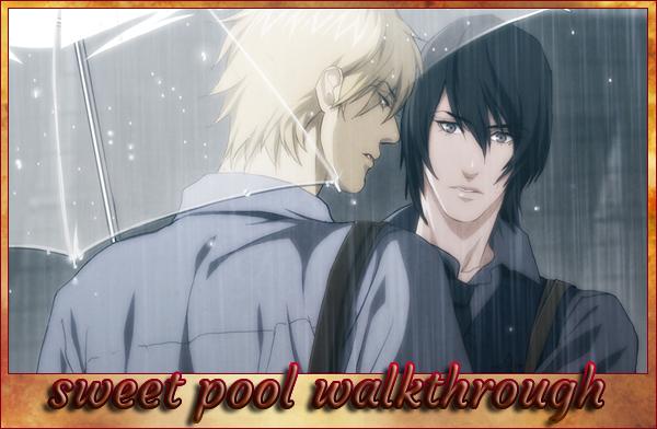 JAPAN Nitro+chiral Sweet Pool Official Visual Fan Book