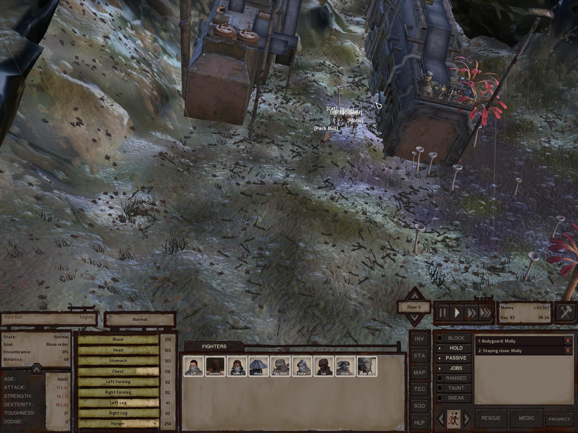 Kenshi - open-ended sandbox RPG set in a desert world | Page 18