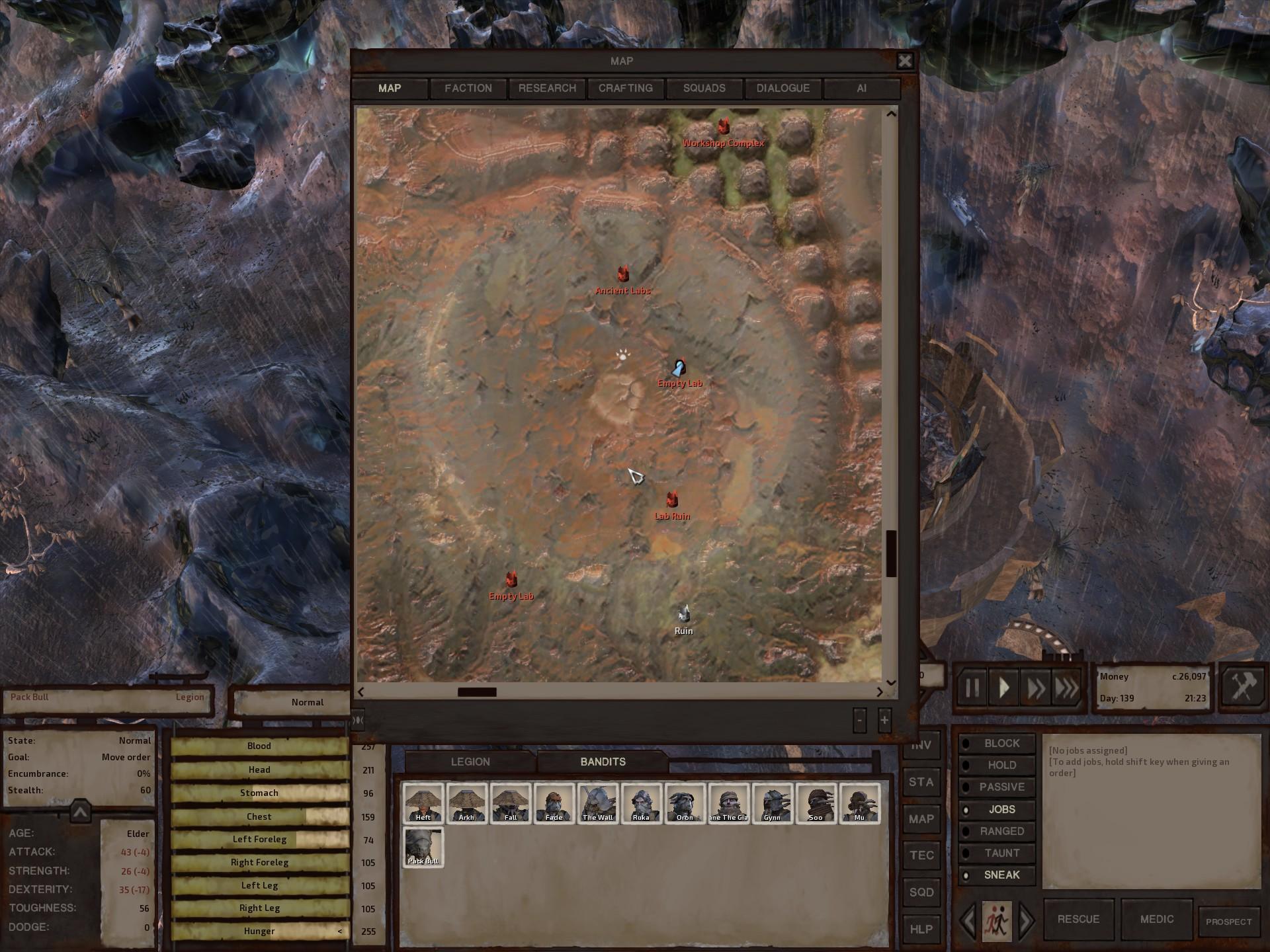 Kenshi - open-ended sandbox RPG set in a desert world   Page 19
