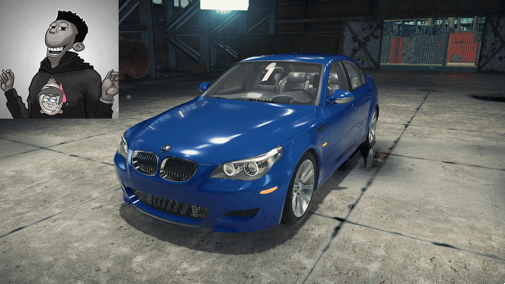Steam Workshop :: BMW M5 E60