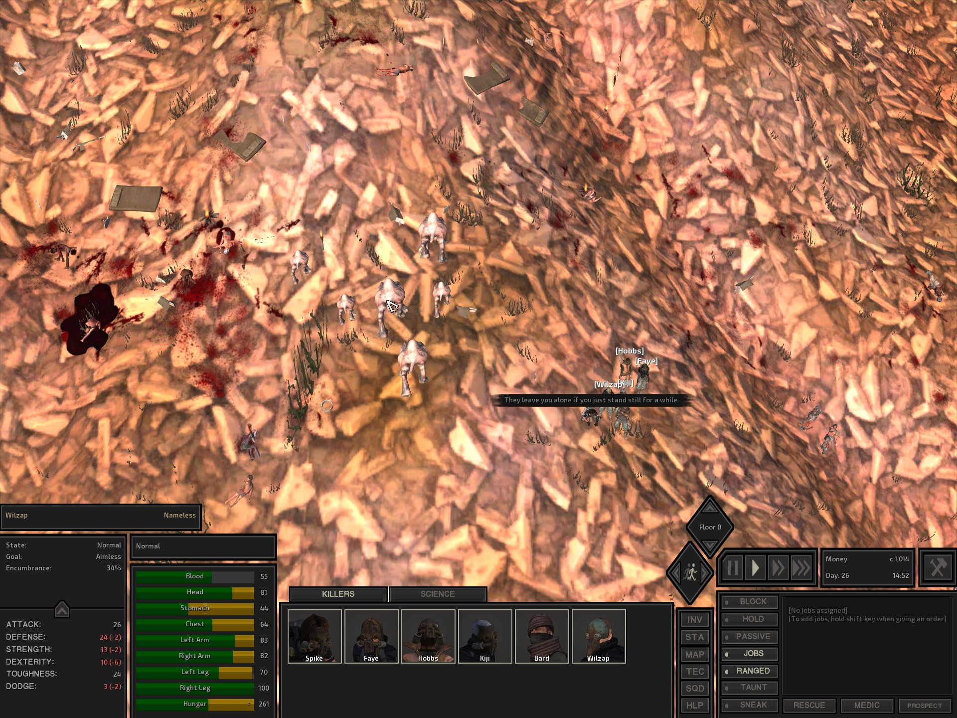 Game News - Kenshi Released   Page 4   hurr durr pee gee code dex