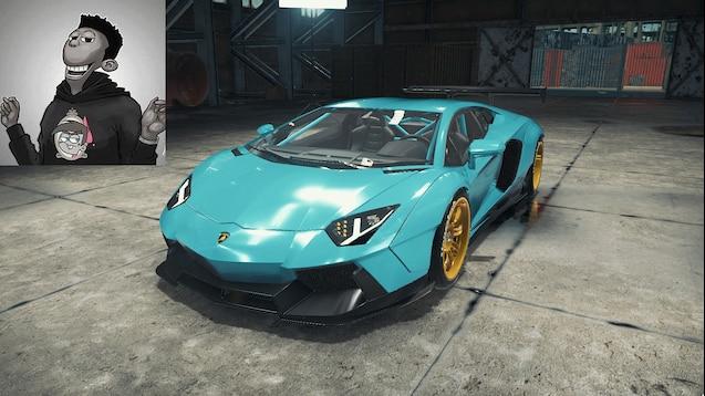 Steam Workshop :: Lamborghini Aventador LP700-4