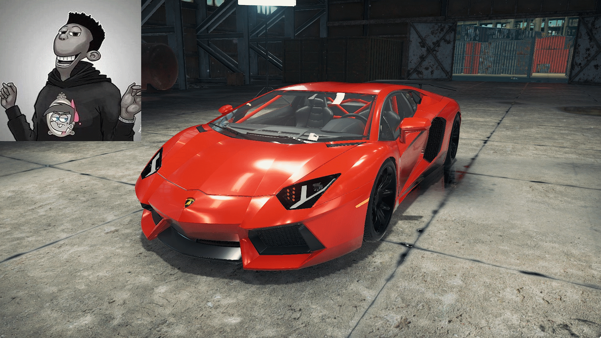 Steam Workshop :: Lamborghini Aventador LP700-4
