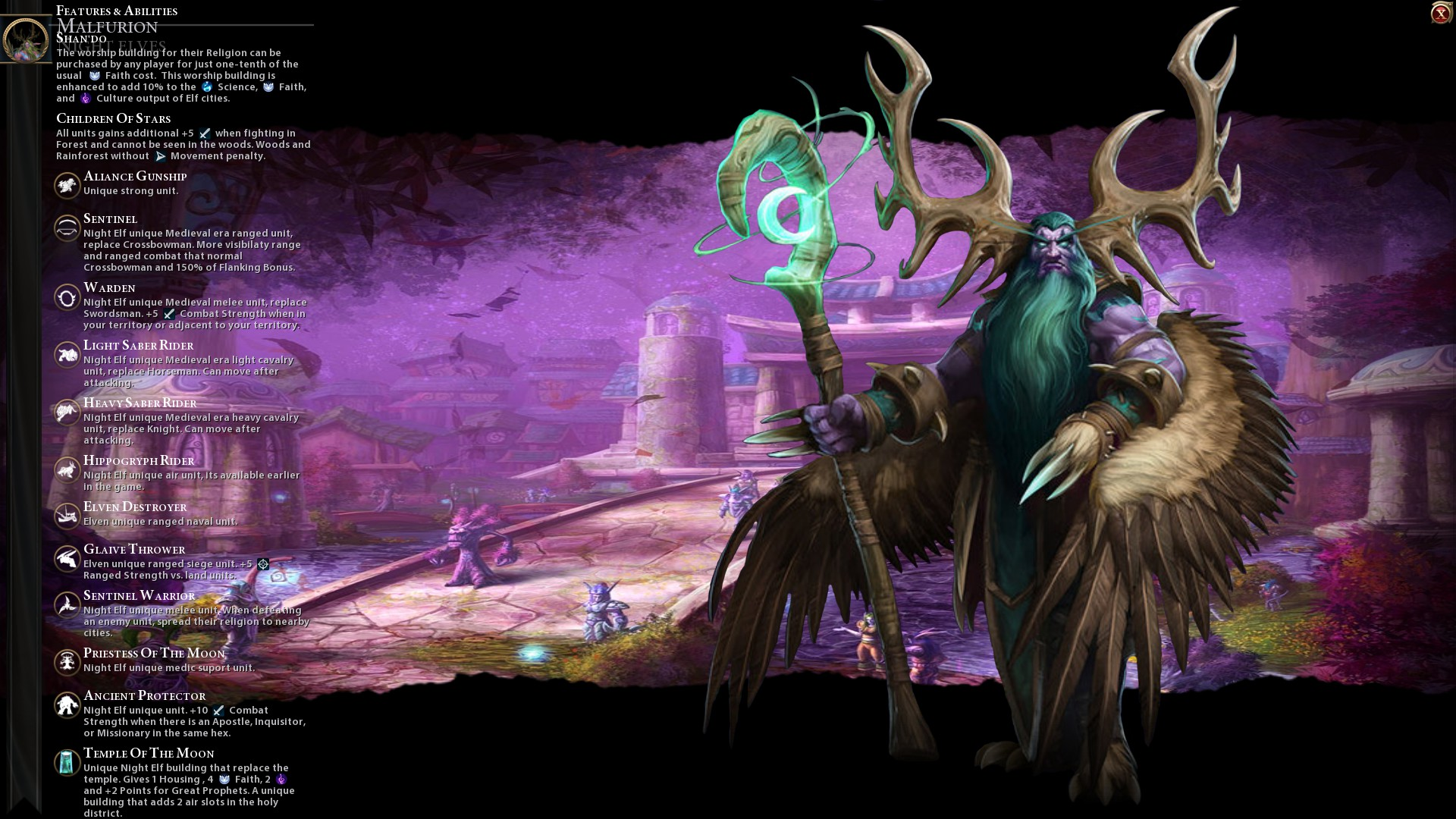Steam Workshop :: JT: World Of Warcraft Historial Leaders