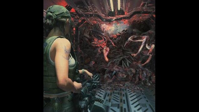 Steam Workshop :: Resident Evil 2 Boss Dinner 21:9 3440x1440