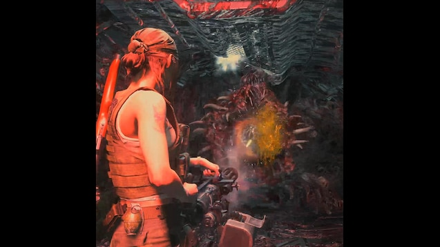 Steam Workshop :: Resident Evil 2 Boss Finale 21:9 3440x1440