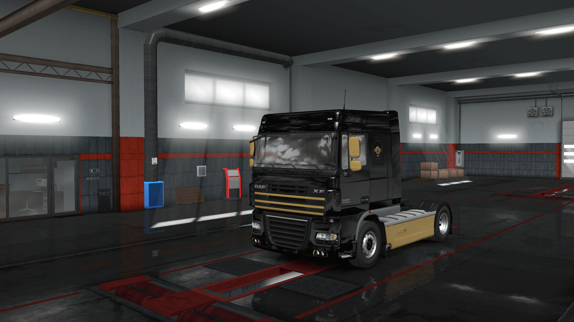 Truck ets2cz Skin Pack