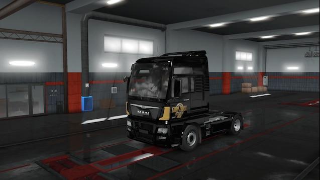 Truck ets2cz Skin Pack