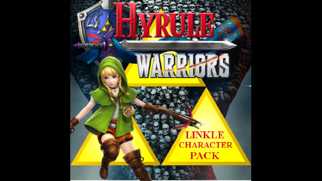 Linkle Graphics Pack