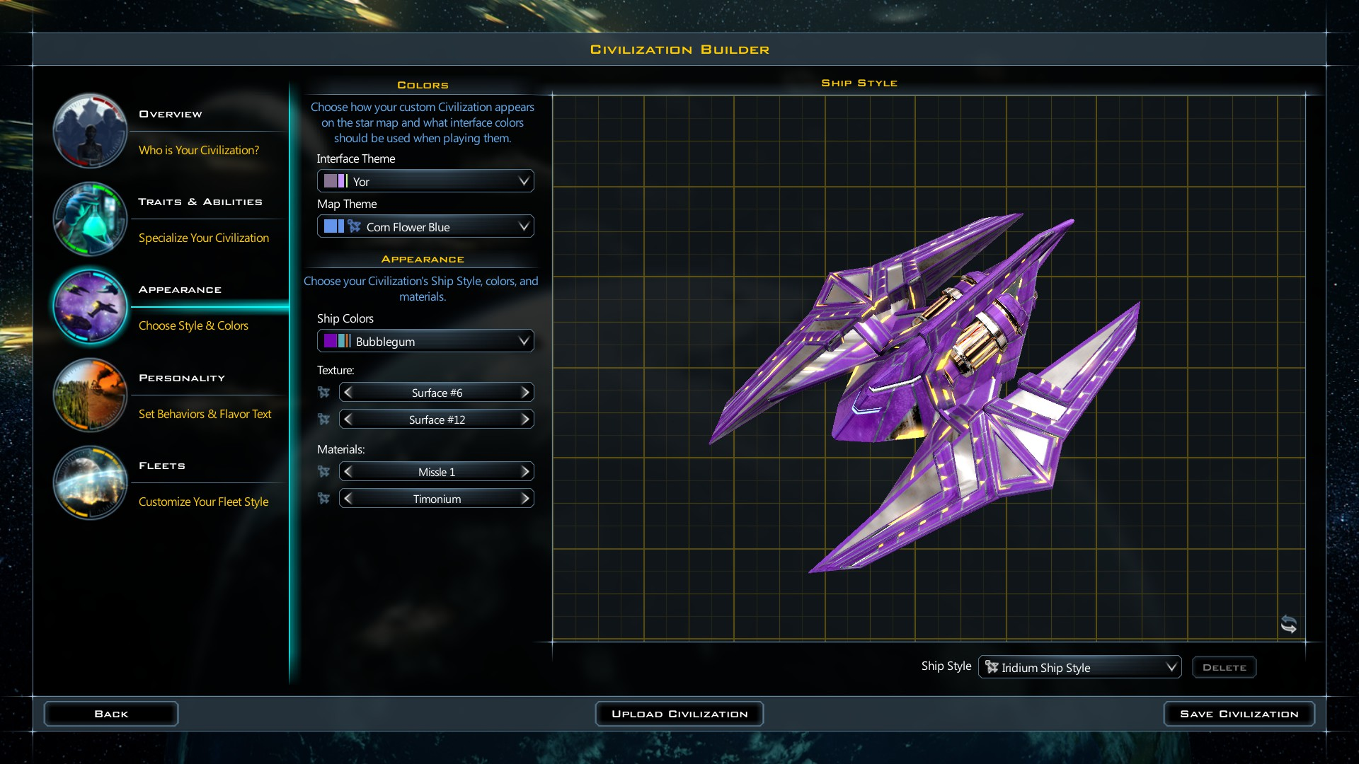 Steam Workshop :: Pkunk (Star Control Civ)