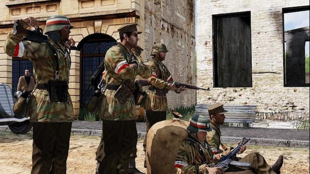Steam Workshop :: A3 - Armia Krajowa (Antistasi WWII)