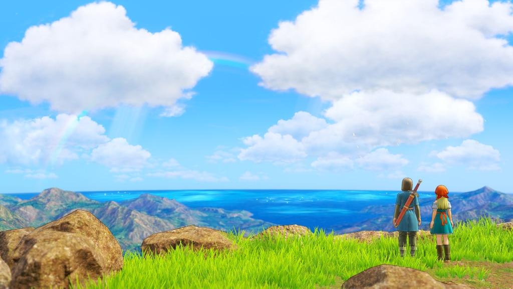 Steam Community Screenshot Dqxi Wallpaper