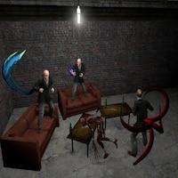 Steam Workshop :: [Team AniGun] Tokyo Ghoul RP