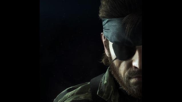 Steam Workshop Snake Big Boss Ver 2 Metal Gear Solid