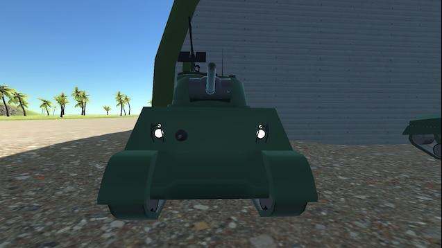 Steam Workshop :: M4A2 Sherman Variants