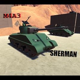 Steam Workshop :: M4A3 Sherman Variants