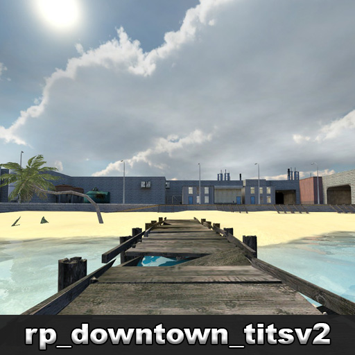 RP Downtown Tits V2