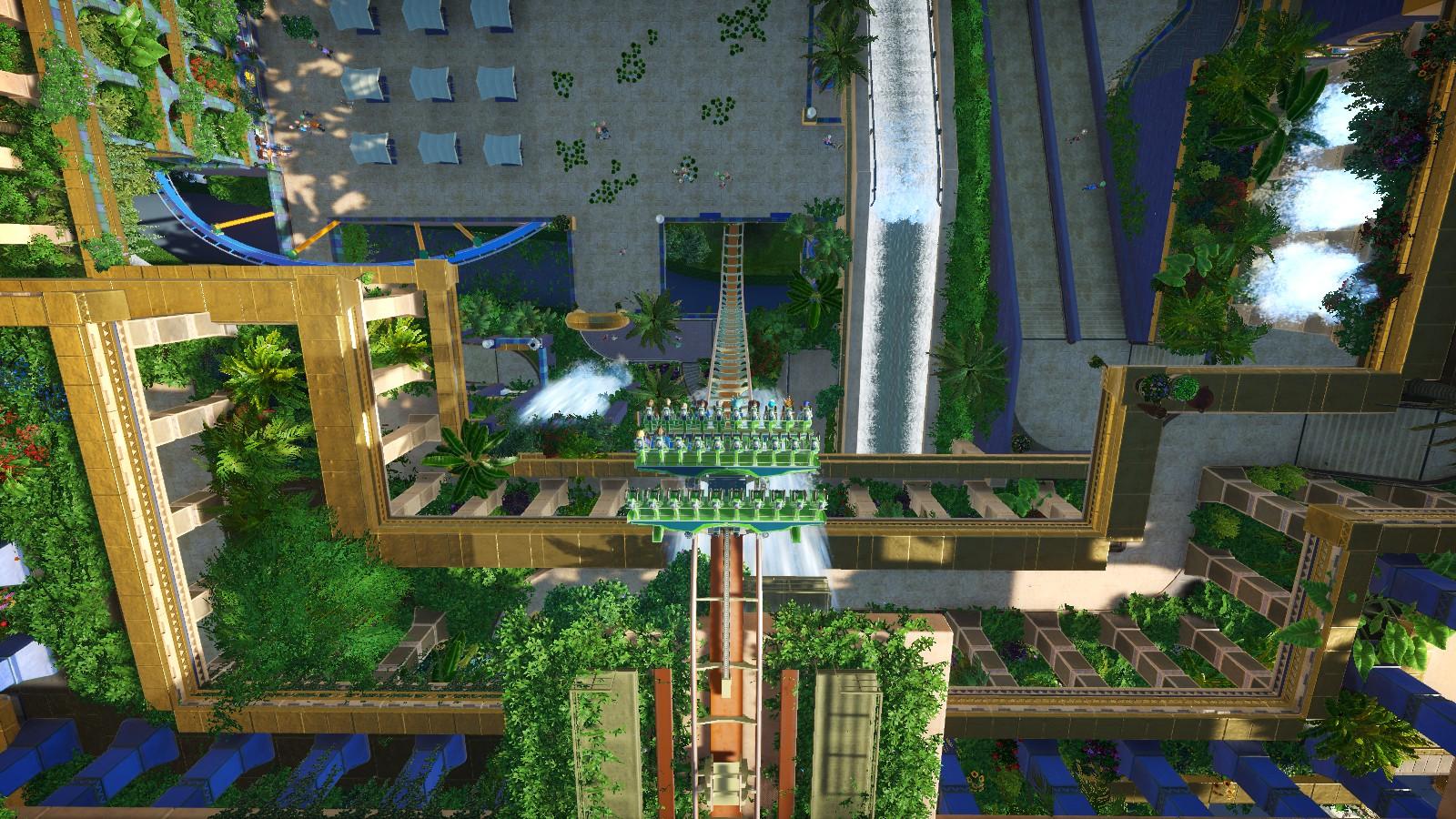 Steam Workshop :: Hanging Gardens of Babylon