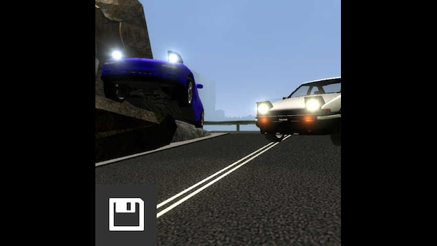 Steam Workshop :: Irohazaka Jump (Initial D)
