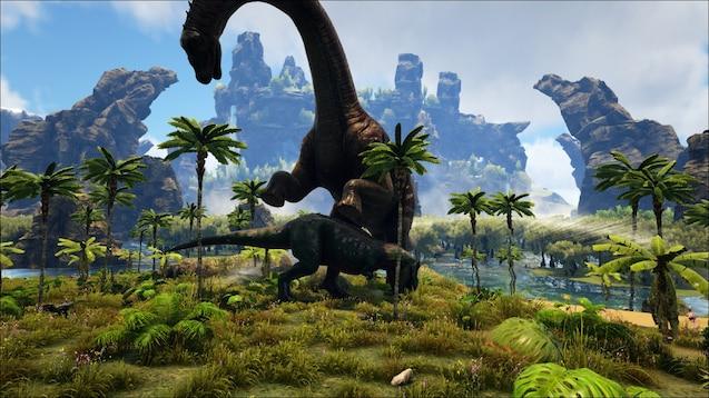 Steam Workshop :: Kraken's Better Dinos
