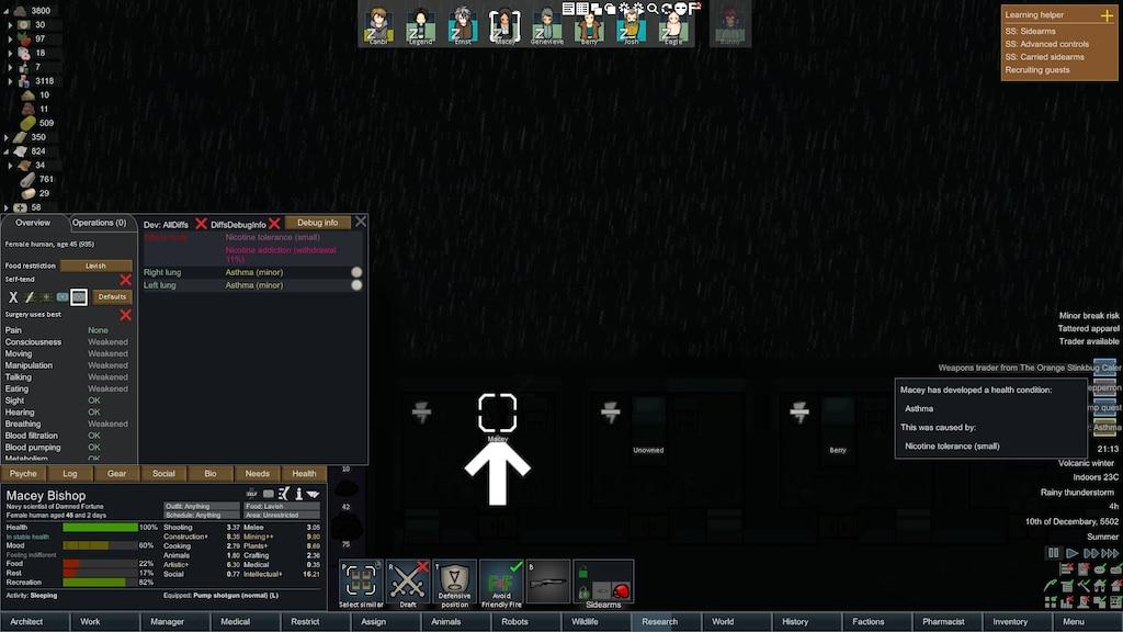 Steam Community :: Screenshot :: Don't smoke, guys  Just