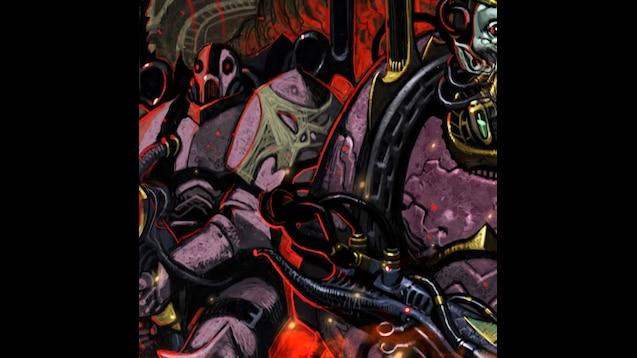 Steam Workshop Warhammer 40k This Quiet Offends Slaanesh