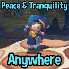 Steam Workshop :: Peace and Tranquility Anywhere Badge