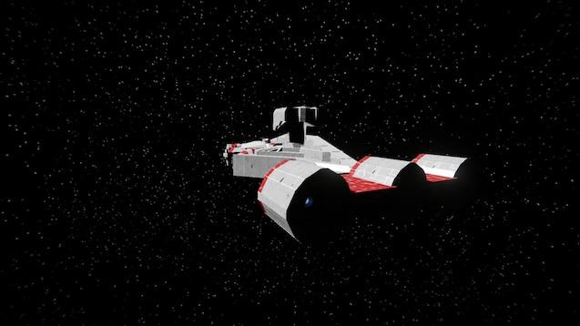 Steam Workshop Etcs Star Wars Arquitens Class Light Cruiser