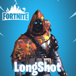fortnite longshot - fortnite changer pseudo