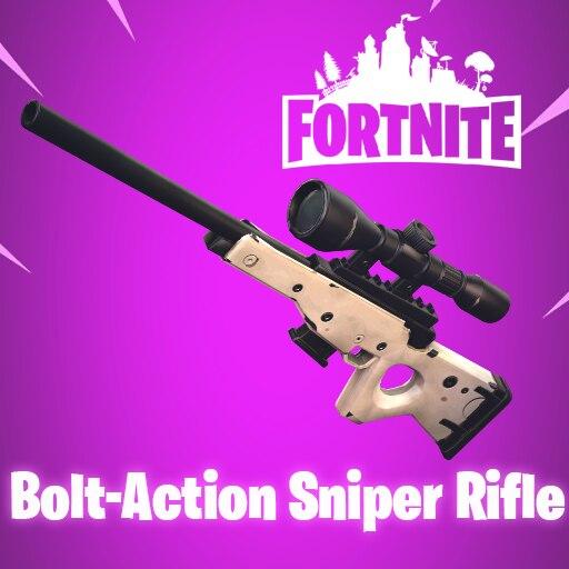 Steam Workshop Fortnite Sniper Rifle Silencer