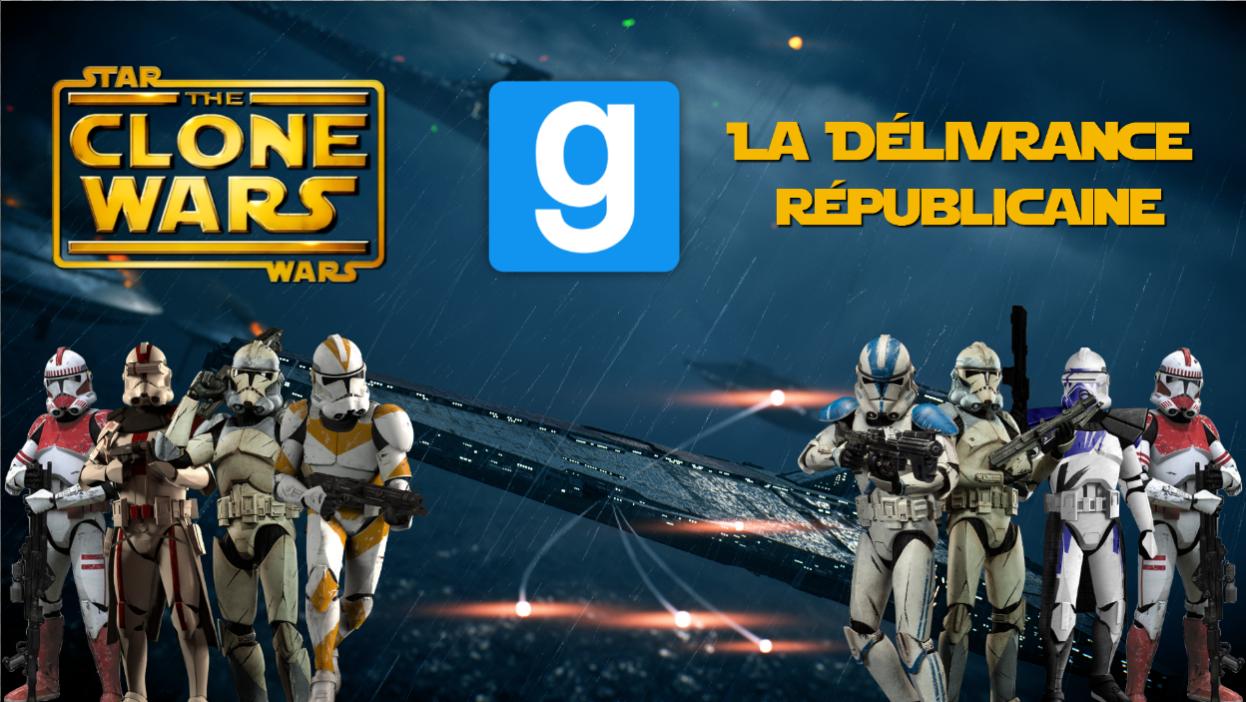 Steam Workshop :: [FR] La Délivrance Républicaine [Battlefront
