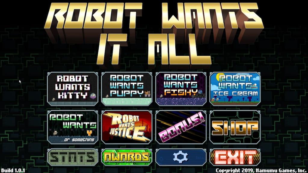 Steam Community :: Robot Wants It All