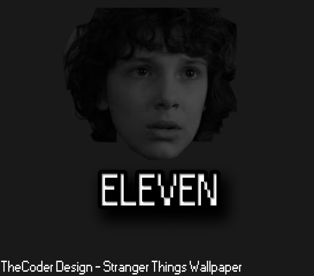 Comunidade Steam Stranger Things Wallpaper Eleven Jane